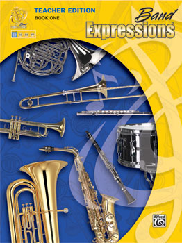 Band Expressions Book 1 - Permanently Out of Print