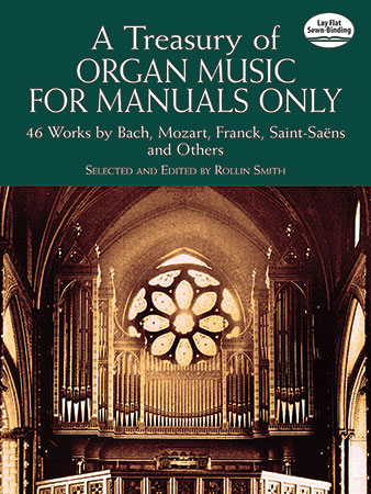 Treasury of Organ Music for Manuals