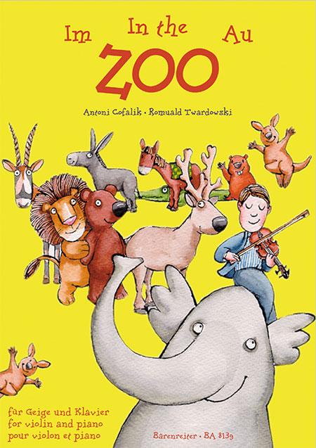 At the Zoo-Violin/Piano
