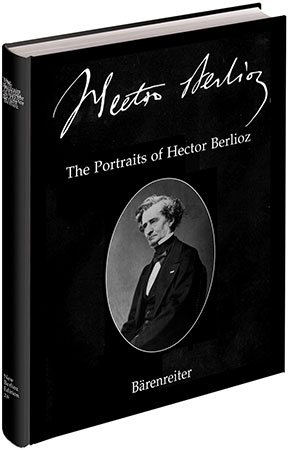 Portraits of Hector Berlioz