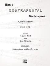 Basic Contrapuntal Techniques
