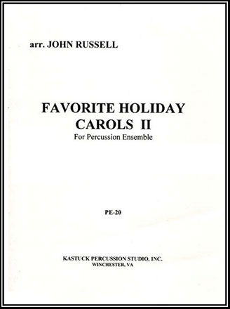 Favorite Holiday Carols No. 2