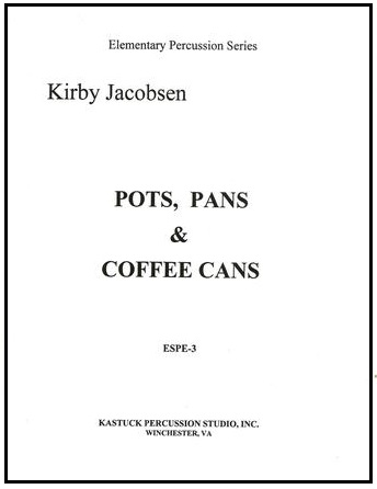 Pots Pans and Coffee Cans
