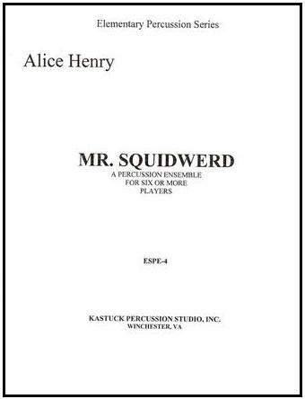 Mister Squidwerd