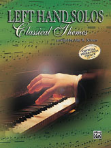 Left Hand Solos-Classical Themes No. 1