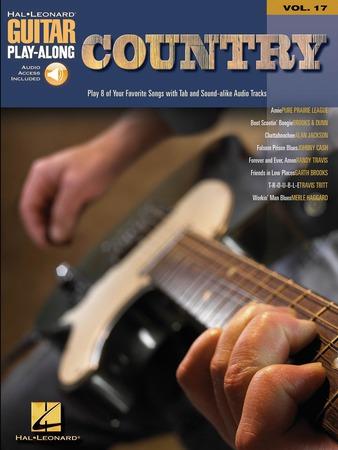 Guitar Play along Volume 17
