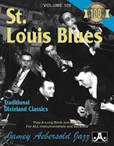 Jamey Aebersold Jazz, Volume 100 (St. Louis Blues)