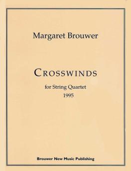 Crosswinds-String Quartet