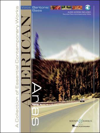 American Arias Cover