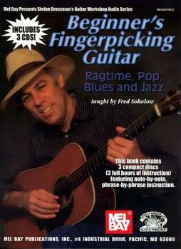 Beginners Fingerpicking Guitar-Book/C