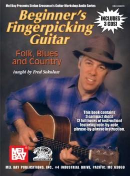 Beginners Fingerpicking Guitar-Folk