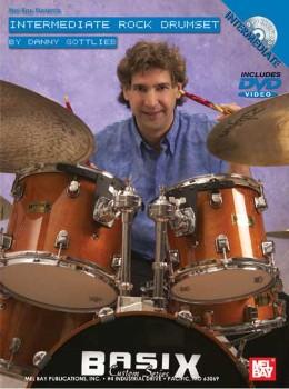 Intermediate Rock Drumset-DVD