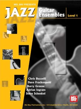 Jazz Guitar Ensembles