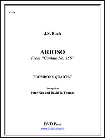 Arioso-Trombone Quartet