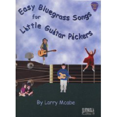 Easy Bluegrass Songs for Little Guitar Pickers