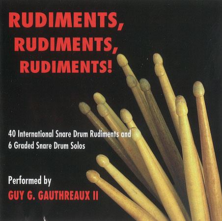 Rudiments Rudiments Rudiments