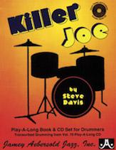 Drum Styles and Analysis of Jazz Play-Along Volume 70: Killer Joe
