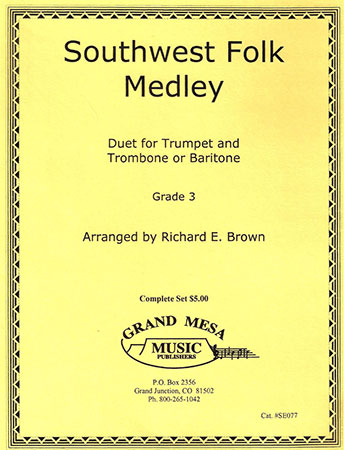 Southwest Folk Medley