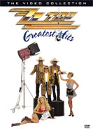 ZZ Top Greatest Hits-DVD