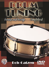 Drum Tuning-Sound and Design