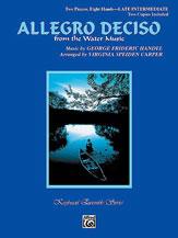 Allegro Deciso-2 Pianos 8 Hands