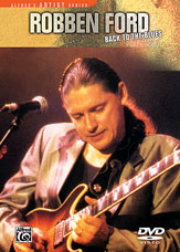 Back to the Blues-DVD