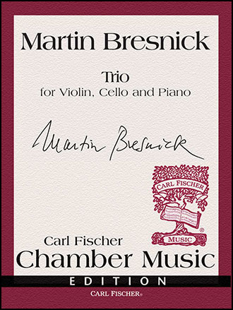 Trio for Violin Cello and Piano