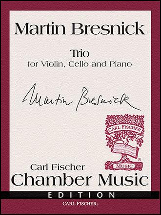 Trio for Violin Cello and Piano