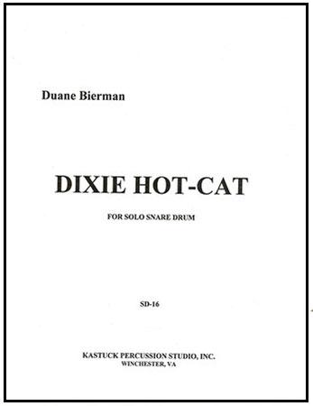 Dixie Hot Cat-Snare Drum