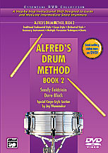 Alfred's Drum Method, Book 2          Cover