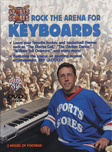 Sports Scores-Rock the Arena for Keyboards