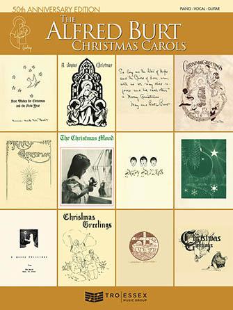 Alfred Burt Christmas Carols