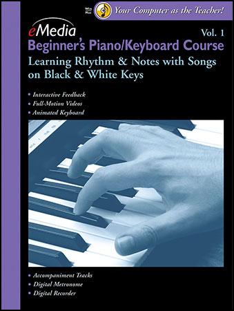 Beginners Piano Keyboard Course