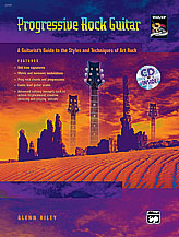 Progressive Rock Guitar-Book and CD