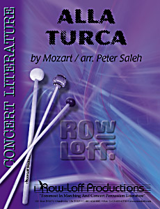 Alla Turca-Percussion Ensemble