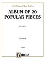 Album of 20 Popular Pieces No. 2