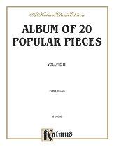 Album of 20 Popular Pieces No. 3