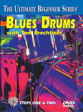 Blues Drums No. 1/2-DVD