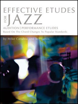 Effective Etudes for Jazz - Volume 1