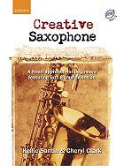 Creative Saxophone-Book and CD