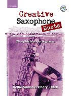 Creative Saxophone Duets-Book and CD