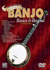Bluegrass Banjo Basics and Beyond