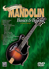 Bluegrass Mandolin Basics and Beyond
