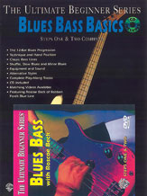 Blues Bass Basics-Book and CD/DVD