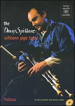 Davy Spillane Uileann Pipe Tutor