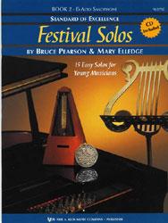 Festival Solos Cover