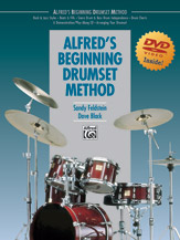 Alfred's Beginning Drum Set Method Thumbnail