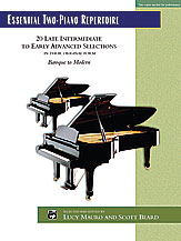 Essential Two Piano Repertoire