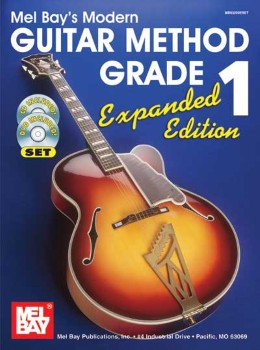 Modern Guitar Method No. 1 Expanded Edition
