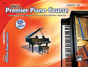Alfred's Premier Piano Course Thumbnail